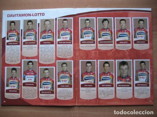 Coleccionismo deportivo: CICLISMO: album ciclista 2006 - CICLISTAS: OSCAR FREIRE, JUANMA GARATE, CARLOS SASTRE - Foto 8 - 235879695