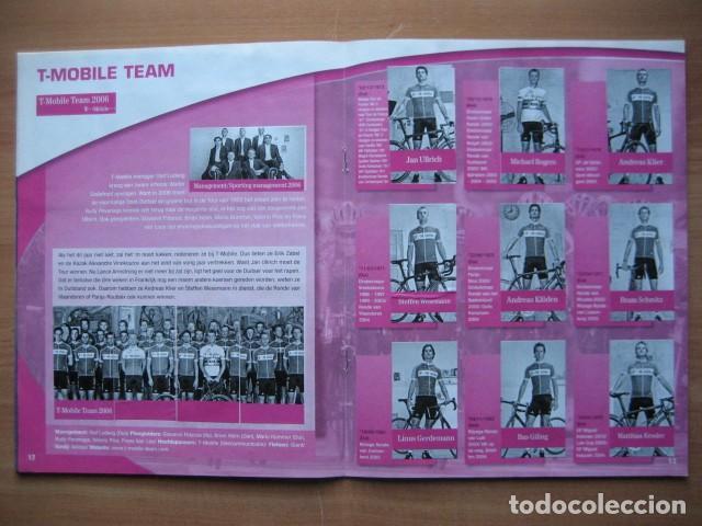 Coleccionismo deportivo: CICLISMO: album ciclista 2006 - CICLISTAS: OSCAR FREIRE, JUANMA GARATE, CARLOS SASTRE - Foto 9 - 235879695