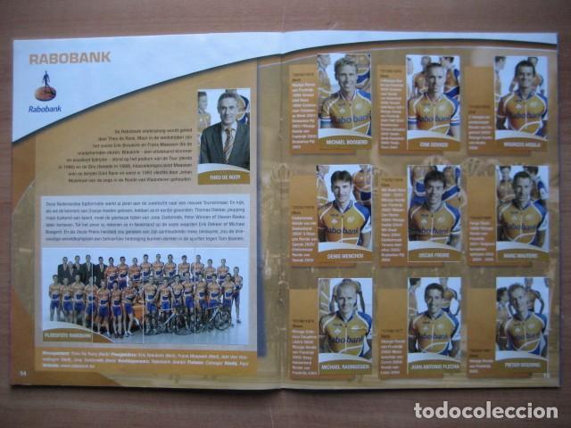 Coleccionismo deportivo: CICLISMO: album ciclista 2006 - CICLISTAS: OSCAR FREIRE, JUANMA GARATE, CARLOS SASTRE - Foto 10 - 235879695