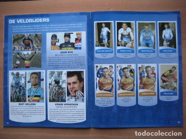 Coleccionismo deportivo: CICLISMO: album ciclista 2006 - CICLISTAS: OSCAR FREIRE, JUANMA GARATE, CARLOS SASTRE - Foto 14 - 235879695