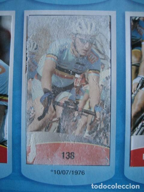 Coleccionismo deportivo: CICLISMO: album ciclista 2006 - CICLISTAS: OSCAR FREIRE, JUANMA GARATE, CARLOS SASTRE - Foto 16 - 235879695