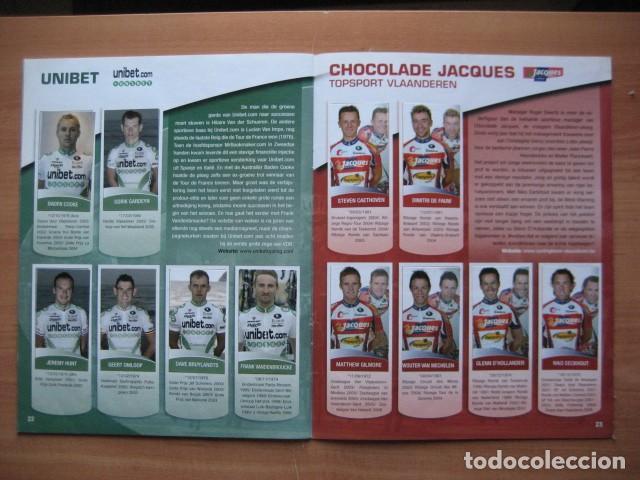 Coleccionismo deportivo: CICLISMO: album ciclista 2006 - CICLISTAS: OSCAR FREIRE, JUANMA GARATE, CARLOS SASTRE - Foto 17 - 235879695