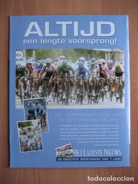 Coleccionismo deportivo: CICLISMO: album ciclista 2006 - CICLISTAS: OSCAR FREIRE, JUANMA GARATE, CARLOS SASTRE - Foto 19 - 235879695