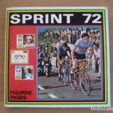 Coleccionismo deportivo: ALBUM CICLISMO. SPRINT 72 - PANINI - COMPLETO.. Lote 235887765