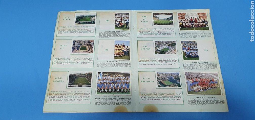 Coleccionismo deportivo: ÁLBUM TRIDEPORTE 84 - CICLISMO / FUTBOL / BALONCESTO - EDICIONES FHER - Foto 10 - 236118800