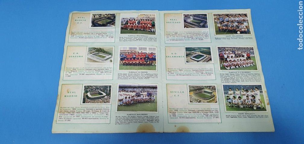 Coleccionismo deportivo: ÁLBUM TRIDEPORTE 84 - CICLISMO / FUTBOL / BALONCESTO - EDICIONES FHER - Foto 11 - 236118800