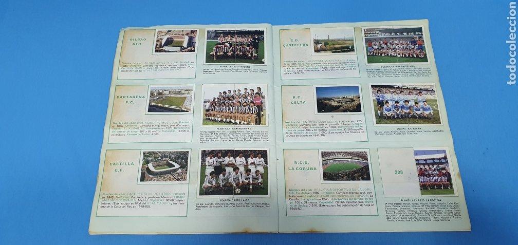 Coleccionismo deportivo: ÁLBUM TRIDEPORTE 84 - CICLISMO / FUTBOL / BALONCESTO - EDICIONES FHER - Foto 13 - 236118800