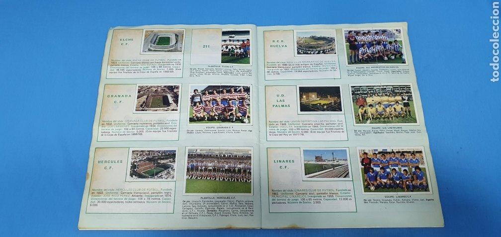 Coleccionismo deportivo: ÁLBUM TRIDEPORTE 84 - CICLISMO / FUTBOL / BALONCESTO - EDICIONES FHER - Foto 14 - 236118800