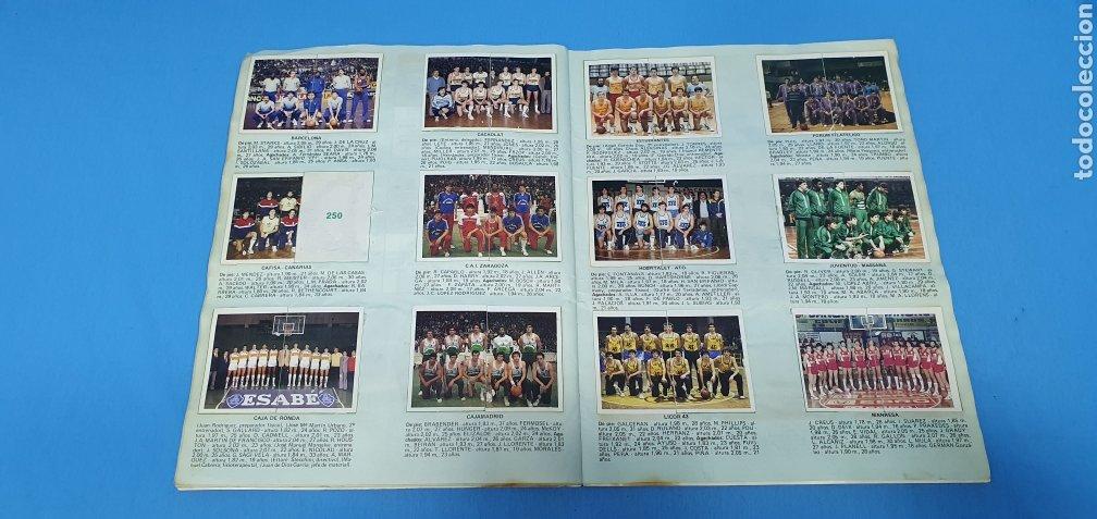 Coleccionismo deportivo: ÁLBUM TRIDEPORTE 84 - CICLISMO / FUTBOL / BALONCESTO - EDICIONES FHER - Foto 16 - 236118800
