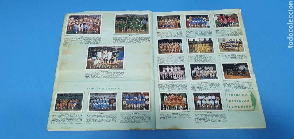 Coleccionismo deportivo: ÁLBUM TRIDEPORTE 84 - CICLISMO / FUTBOL / BALONCESTO - EDICIONES FHER - Foto 17 - 236118800