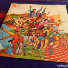 Coleccionismo deportivo: MONTREAL 1976 HISTORIA DE LOS JUEGOS OLÍMPICOS COMPLETO 84 CROMOS. COCA COLA.. Lote 236509095