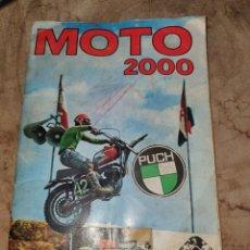 Coleccionismo deportivo: ALBUM MOTO 2000 AÑO 1973.. Lote 238161595