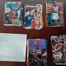 Coleccionismo deportivo: COLECCIÓN INCOMPLETA DE LA NBA 95-96 SEGUNDA SERIE FLEER. Lote 243320105