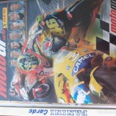 Coleccionismo deportivo: COLECCIÓN COMPLETA DE CROMOS-TRADING CARDS DE MOTO GP. Lote 243320115