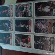 Coleccionismo deportivo: COLECCIÓN COMPLETA INCLUIDO ESPECIALES DE NBA 98-99. Lote 243320940