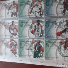 Coleccionismo deportivo: COLECCIÓN COMPLETA DE LA NBA 96-97 FLEER SEGUNDA SERIE. Lote 243321005