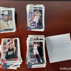 Coleccionismo deportivo: COLECCIÓN INCOMPLETA DE LA NBA DE LA TEMPORADA 2002-2003. Lote 243321010