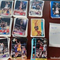 Coleccionismo deportivo: COLECCIÓN COMPLETA DE LA NBA 98-99 CON ESPECIALES. Lote 243321035