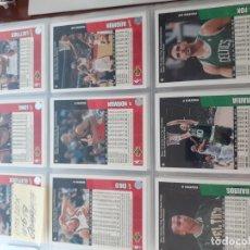 Coleccionismo deportivo: COLECCIÓN COMPLETA BASE SET DE NBA 96-97 SERIE 1. Lote 243321140