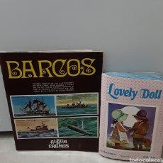 Coleccionismo deportivo: ALBUNES DE CROMOS (COMPLETOS). Lote 243886880