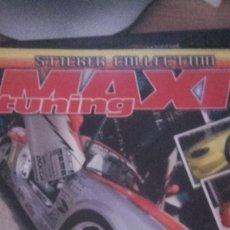 Coleccionismo deportivo: ALBUM MAXI TUNNING STICKER COLECTION PANINI. Lote 245048935