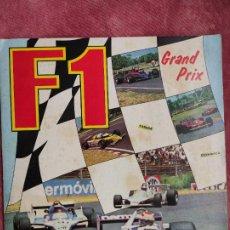 Coleccionismo deportivo: ÁLBUM F1 GRAND PRIX PANINI FALTAN 17 CROMOS. Lote 245244080