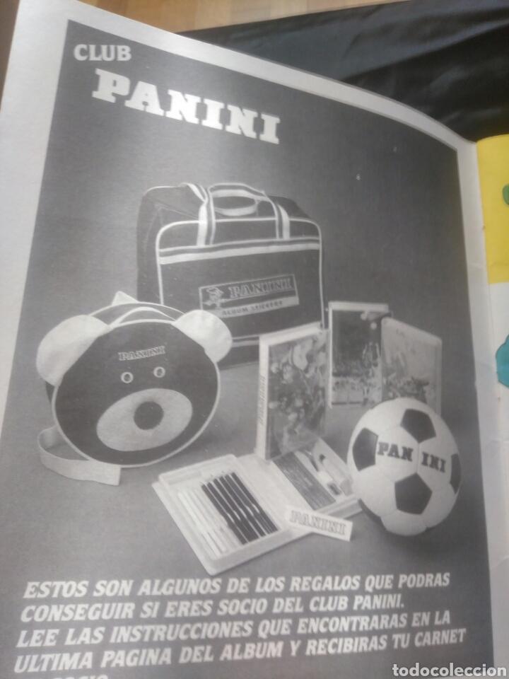 Coleccionismo deportivo: Album Supersport de panini. Completo. Michael Jordan, Maradona, Magic Johnson, Carl Lewis etc... - Foto 2 - 247546755