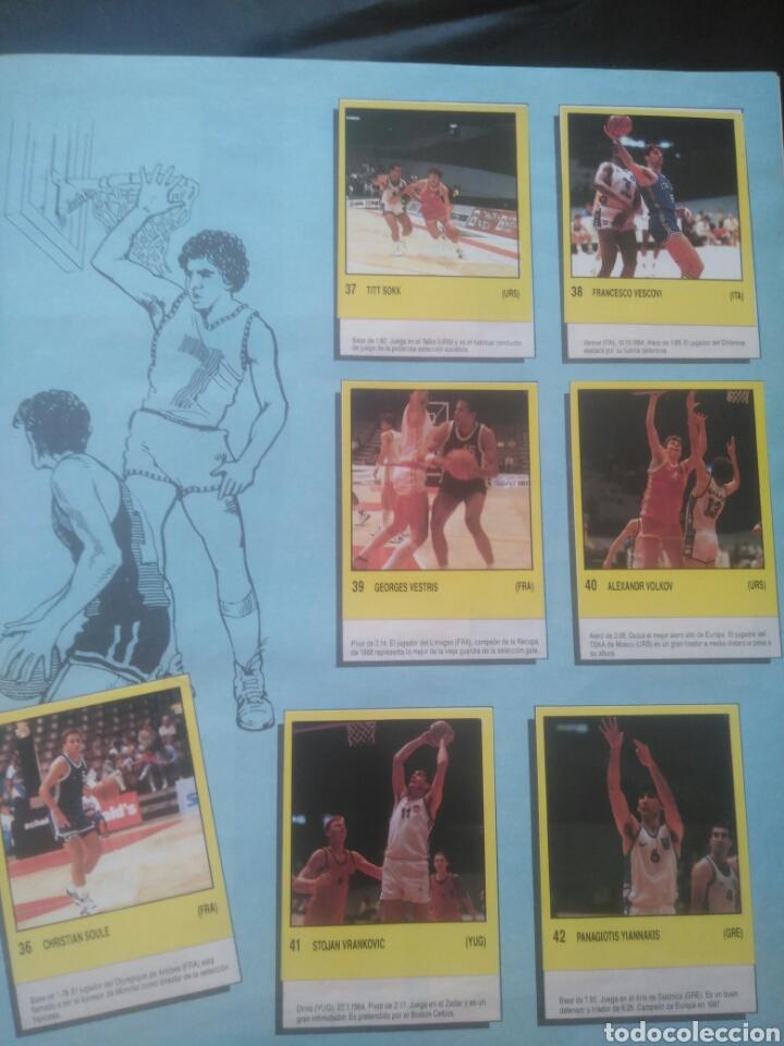 Coleccionismo deportivo: Album Supersport de panini. Completo. Michael Jordan, Maradona, Magic Johnson, Carl Lewis etc... - Foto 10 - 247546755