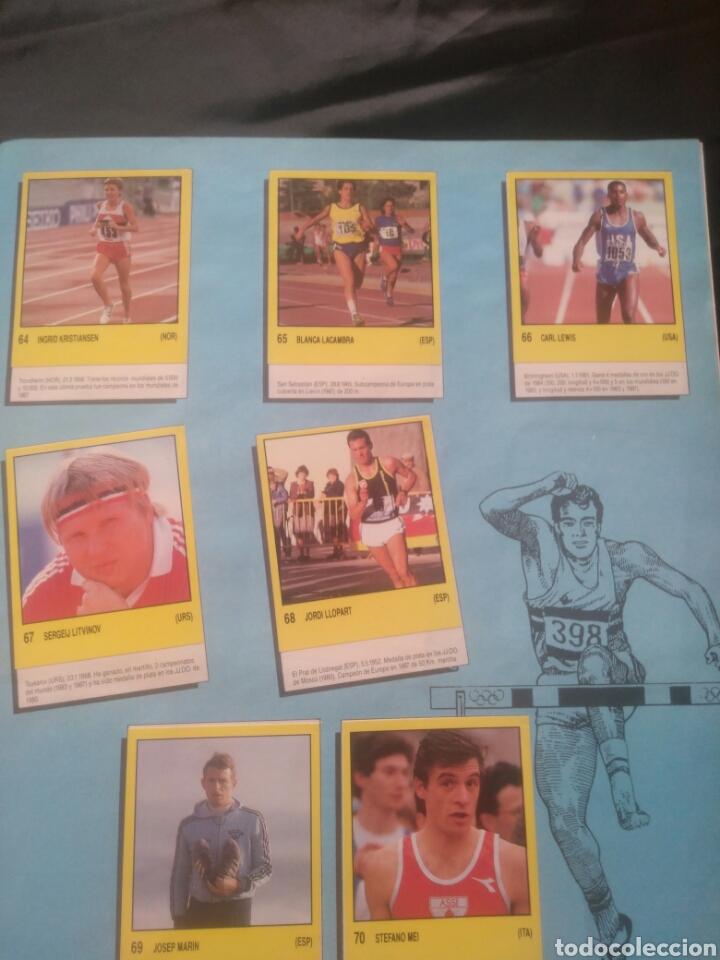 Coleccionismo deportivo: Album Supersport de panini. Completo. Michael Jordan, Maradona, Magic Johnson, Carl Lewis etc... - Foto 15 - 247546755