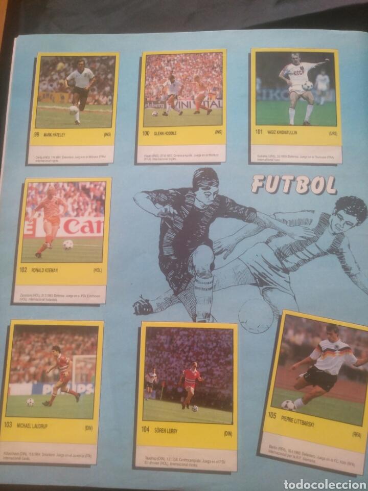 Coleccionismo deportivo: Album Supersport de panini. Completo. Michael Jordan, Maradona, Magic Johnson, Carl Lewis etc... - Foto 21 - 247546755