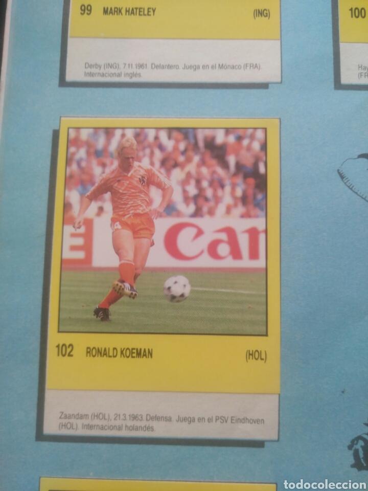 Coleccionismo deportivo: Album Supersport de panini. Completo. Michael Jordan, Maradona, Magic Johnson, Carl Lewis etc... - Foto 22 - 247546755