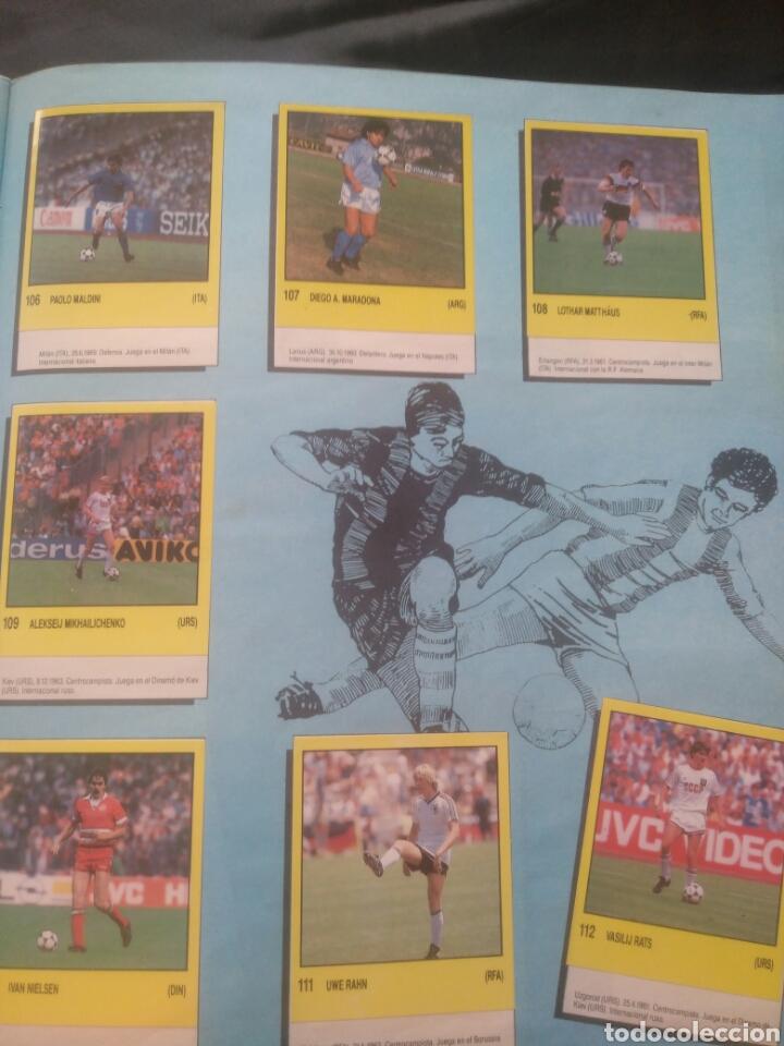 Coleccionismo deportivo: Album Supersport de panini. Completo. Michael Jordan, Maradona, Magic Johnson, Carl Lewis etc... - Foto 23 - 247546755