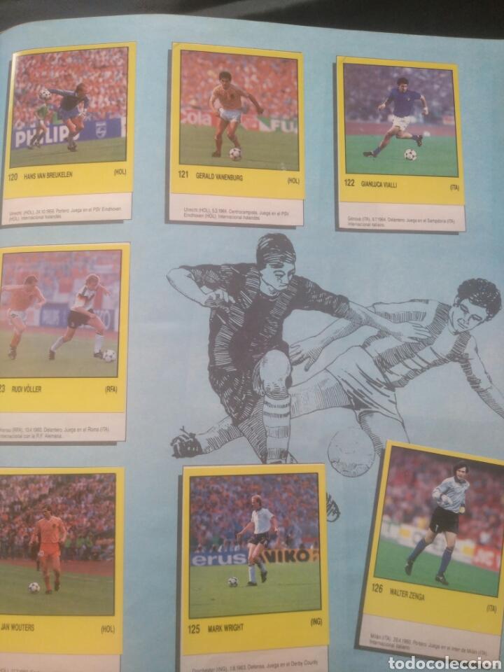 Coleccionismo deportivo: Album Supersport de panini. Completo. Michael Jordan, Maradona, Magic Johnson, Carl Lewis etc... - Foto 26 - 247546755