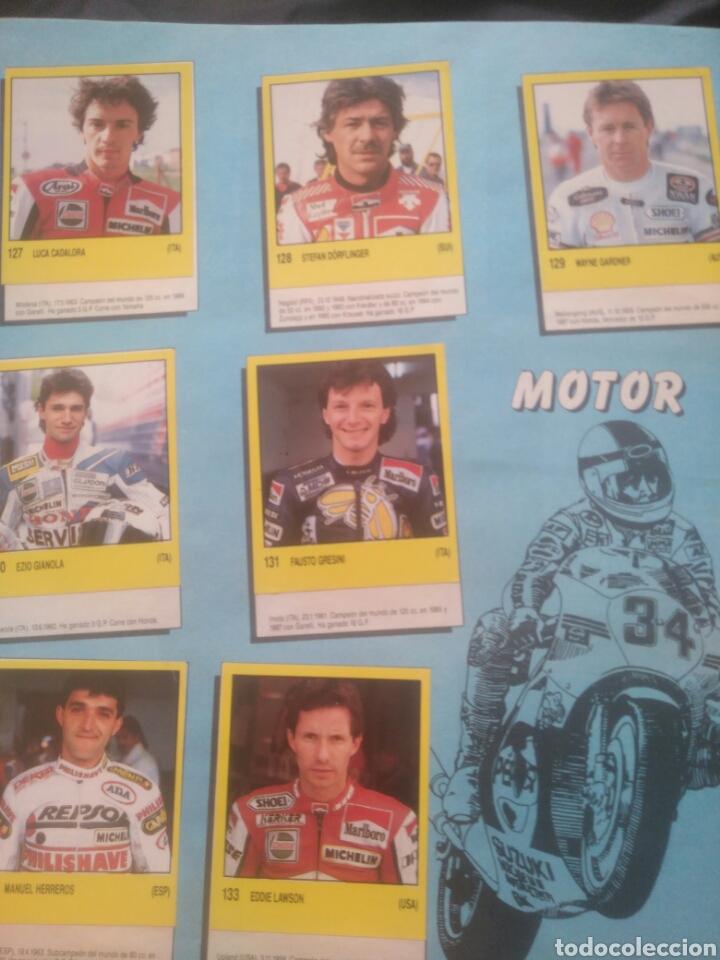 Coleccionismo deportivo: Album Supersport de panini. Completo. Michael Jordan, Maradona, Magic Johnson, Carl Lewis etc... - Foto 27 - 247546755