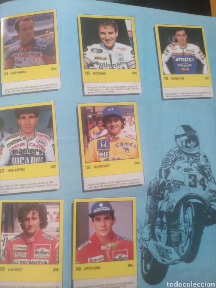 Coleccionismo deportivo: Album Supersport de panini. Completo. Michael Jordan, Maradona, Magic Johnson, Carl Lewis etc... - Foto 28 - 247546755