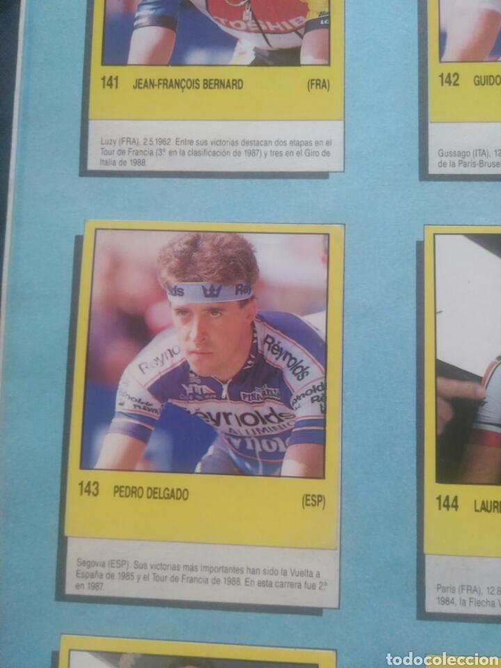 Coleccionismo deportivo: Album Supersport de panini. Completo. Michael Jordan, Maradona, Magic Johnson, Carl Lewis etc... - Foto 31 - 247546755