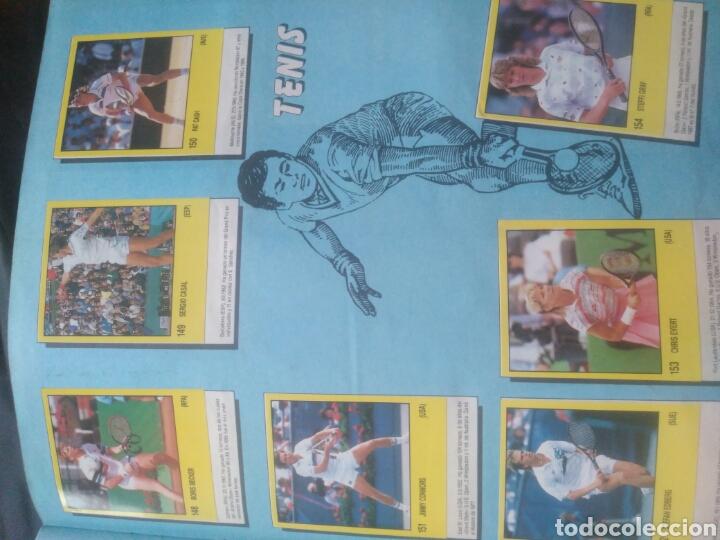 Coleccionismo deportivo: Album Supersport de panini. Completo. Michael Jordan, Maradona, Magic Johnson, Carl Lewis etc... - Foto 32 - 247546755
