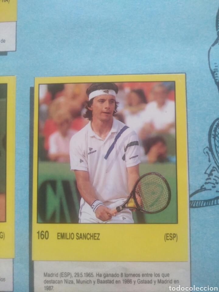 Coleccionismo deportivo: Album Supersport de panini. Completo. Michael Jordan, Maradona, Magic Johnson, Carl Lewis etc... - Foto 34 - 247546755