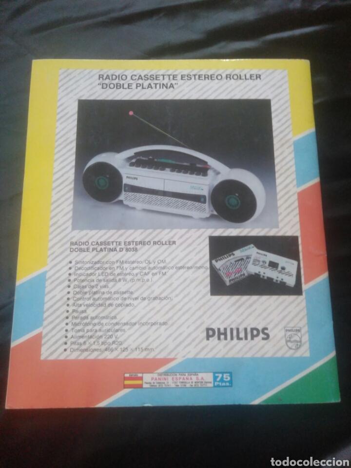 Coleccionismo deportivo: Album Supersport de panini. Completo. Michael Jordan, Maradona, Magic Johnson, Carl Lewis etc... - Foto 37 - 247546755