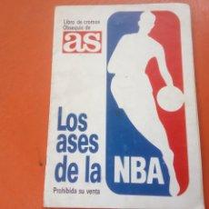 Coleccionismo deportivo: ÁLBUM COMPLETO LOS ASES DE LA NBA CON MICHAEL JORDAN. Lote 251454570