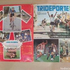 Coleccionismo deportivo: TRIDEPORTE84 EDITORIAL FHER. Lote 254224715