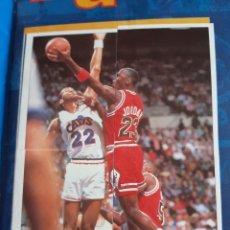 Coleccionismo deportivo: CON MICHAEL JORDAN, AMERICAN PRO BASKETBALL USA 94 95 COMPLETO SL ITALY NBA 1994 1995. DIFÍCIL.. Lote 57383820
