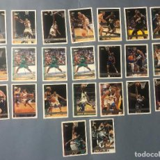 Coleccionismo deportivo: TOPPS 1997/98 NBA TRADING CARDS. Lote 260866080
