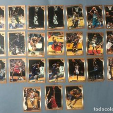 Coleccionismo deportivo: TOPPS 1998/99 NBA TRADING CARDS. Lote 260867080