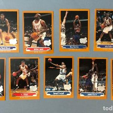 Coleccionismo deportivo: TOPPS TIPOFF 1999/00 NBA TRADING CARDS. Lote 261122185