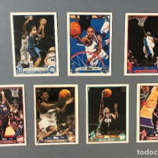 Coleccionismo deportivo: TOPPS 2003/04 NBA TRADING CARDS. Lote 261125580