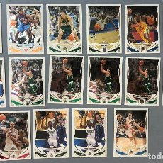 Coleccionismo deportivo: TOPPS CHROME 2004/05 NBA TRADING CARDS. Lote 261127575