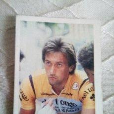 Coleccionismo deportivo: GUIDO VAN CALSTER NUMERO 125; TRIDEPORTE 84. Lote 261233740