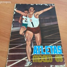 Coleccionismo deportivo: ATLETAS MEXICO 68 ALBUM VACIO (COIB119). Lote 261263020