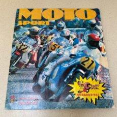 Coleccionismo deportivo: ALBUM PANINI MOTO SPORT 1978. Lote 262973210